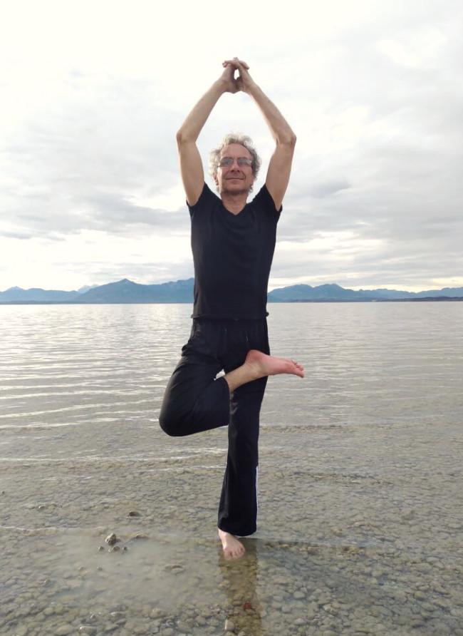 Yoga online und offline